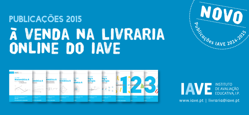 IAVE Livraria online Banner